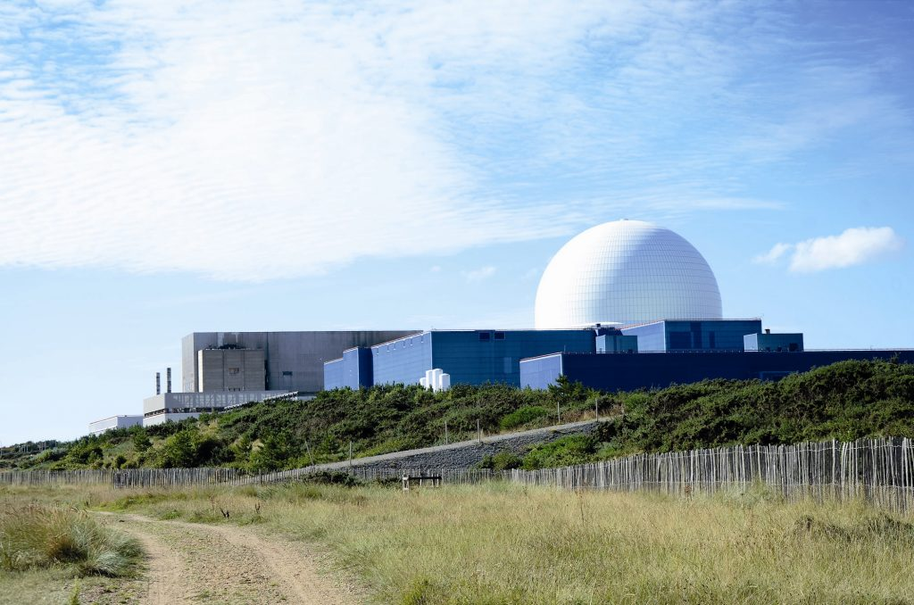 Sizewell B (photo credit: EDF Energy)